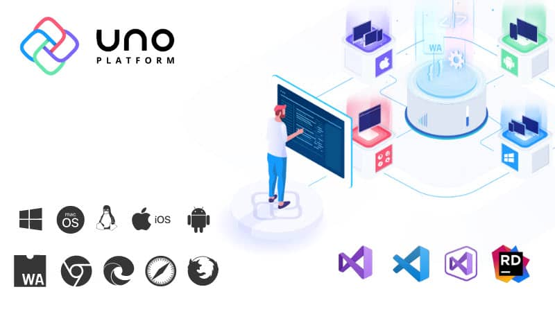 Uno Platform 3.6 launched with Project Reunion 0.5 support