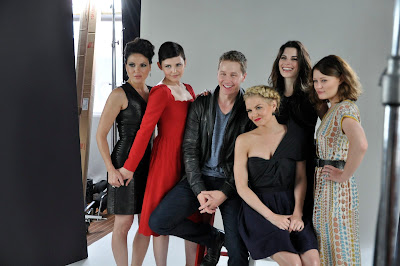 Once Upon A Time SDCC 2012