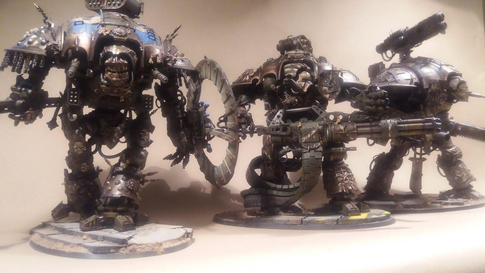Gatling Knight | Wargaming Hub