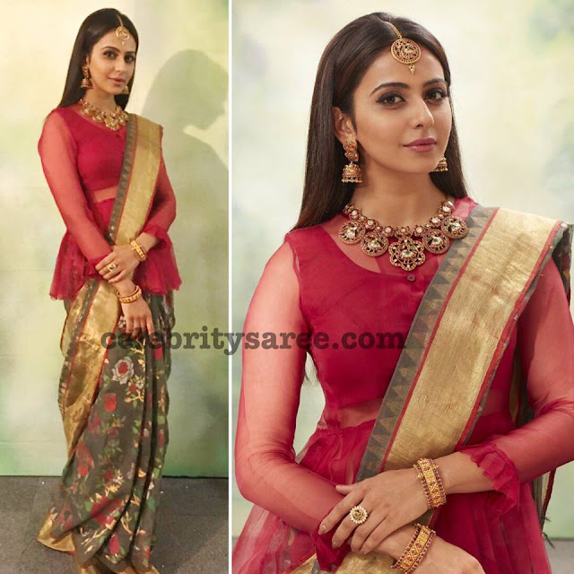 Rakul Preet Singh in Shailesh Shingania
