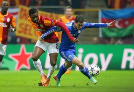 Hasil Pertandingan Galatasaray vs Chelsea