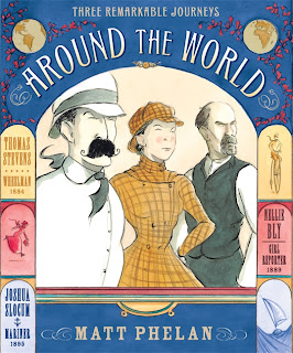 Around the World Matt Phelan Graphic Novel