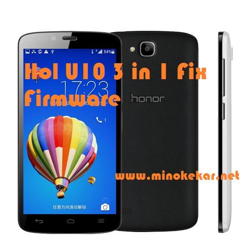 Honour 3C Hol-U10 Dead Fix , Display Error Fix, Logo stop