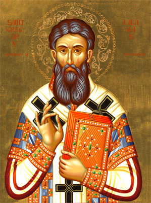 """Finding The Way To The Heart: """"St Gregory Palamas: The ..."""