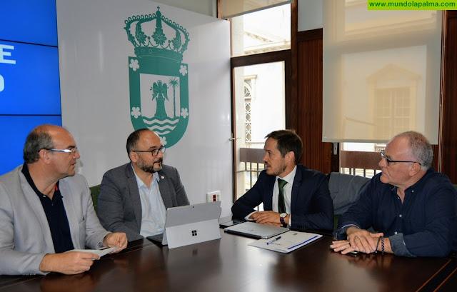El Cabildo de La Palma recibe el respaldo del Gobierno de Canarias por sus políticas medioambientales