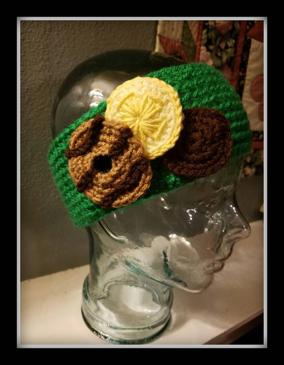 Girl Scout Cookies Headband
