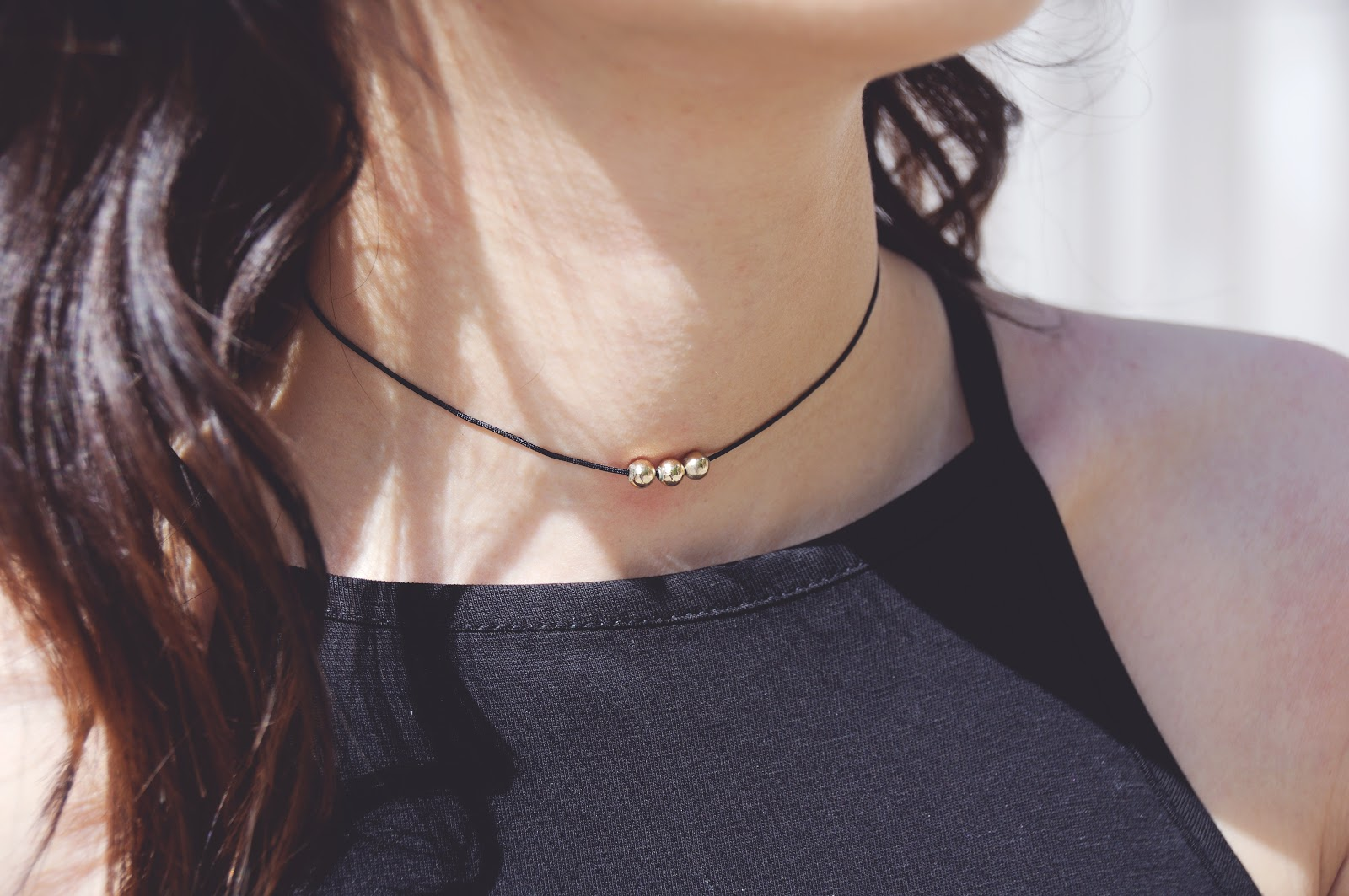 90s choker necklace