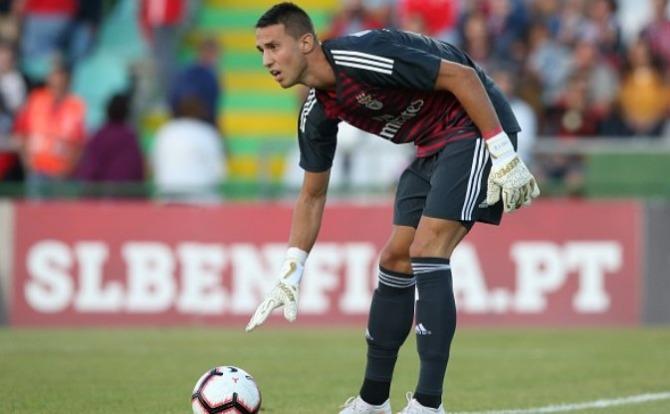 Benfica Odysseas Vlachodimos