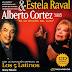 ALBERTO CORTEZ Y ESTELA RAVAL - 2 CD - 2002