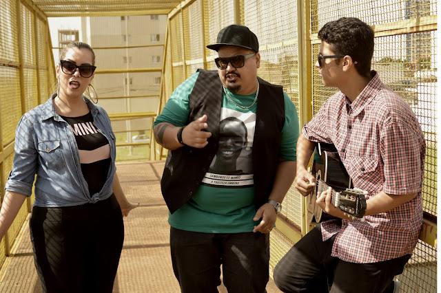 "Sandrox lança videoclipe da música ""O Mundo Gira (Roda de Samba)"" ft. Georgia W. Alo & Castelo Beatz SB"
