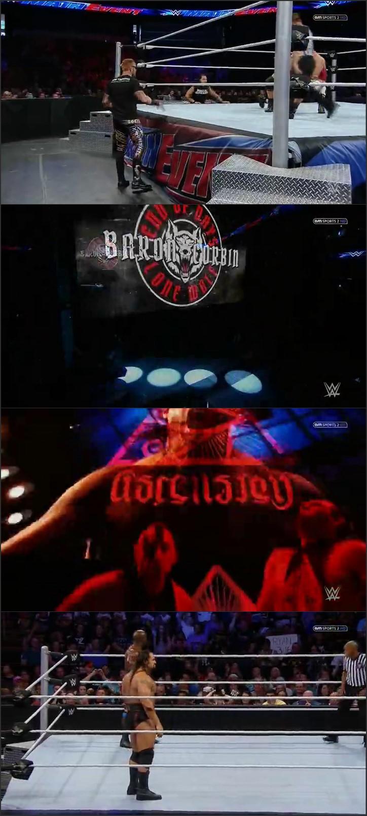 WWE Main Event 8th July 2016 worldfree4u.com