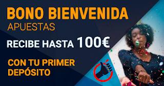 Paston Bono 100 € Bienvenida Apuestas Deportivas