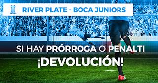 Paston promocion Copa Libertadores River vs Boca 9 diciembre
