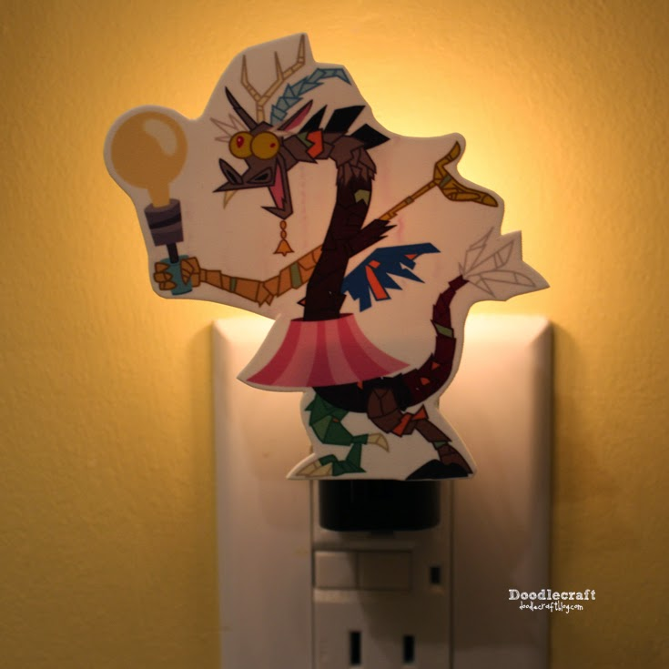 My Little Pony Discord Nightlight The secret finding discord community has worked very hard since the launch of patch 7.3 to discover how to obtain the lucid nightmare and after 4 days the mount has been found! my little pony discord nightlight