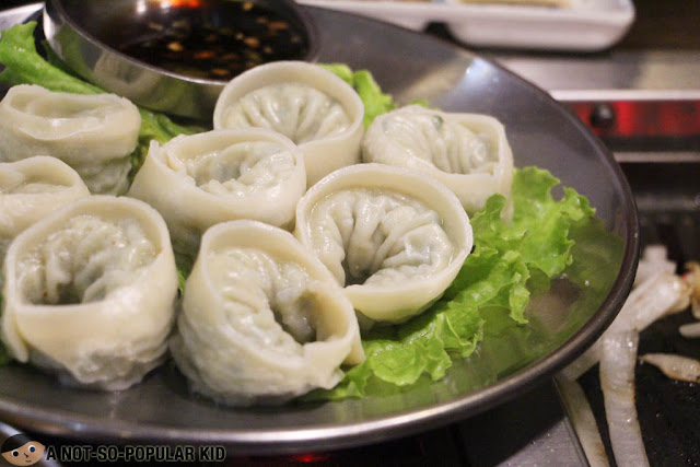 Jjinmandu Steamed Dumplings of Sin Sun Restaurant