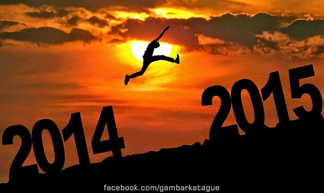 Gambar Wallpaper Ucapan Selamat tahun Baru - Happy New Year 2015