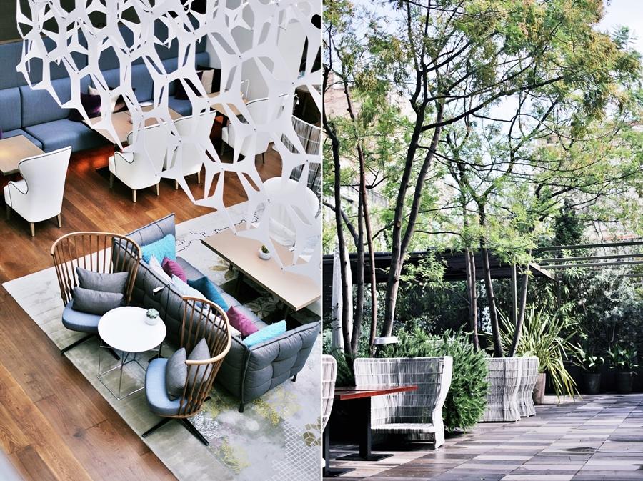 mandarin oriental lobby lounge restaurant garden