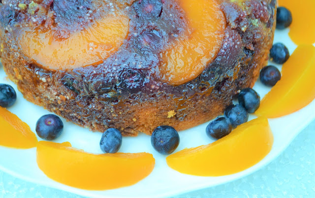 Upside Down Cake Recipe