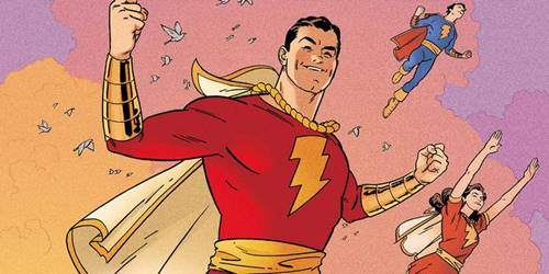 Berbagai Jenis Captain Marvel dari DC Comics dan Marvel Comics - Bagian 2