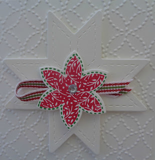Stampin' Up! UK Independent  Demonstrator Susan Simpson, Craftyduckydoodah!, Quilted Christmas Suite, September 2017 Coffee & Cards Project, Supplies available 24/7 from my online store,