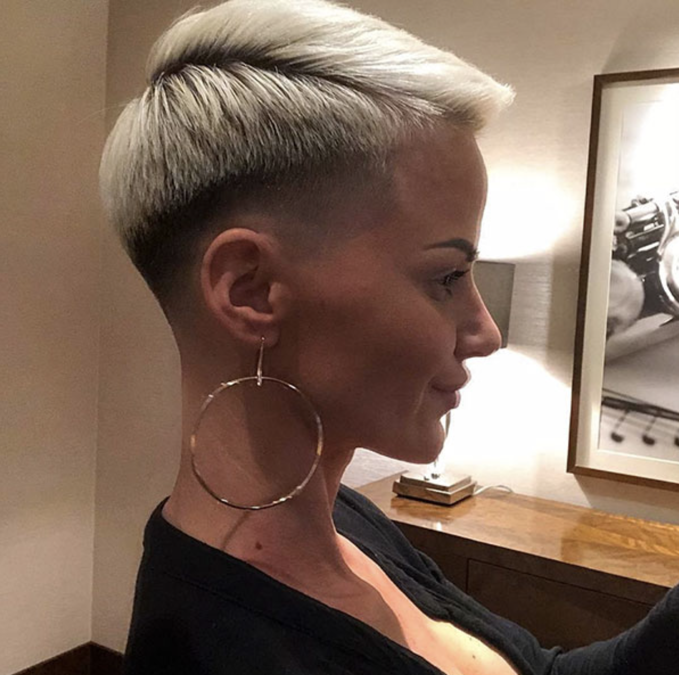 New Pixie Haircuts 2019 For Older Women -7153