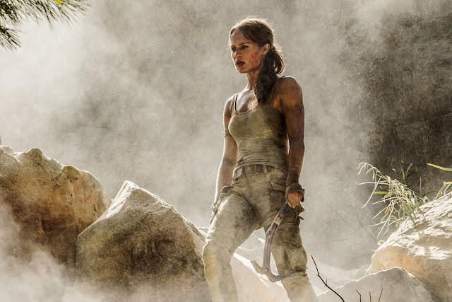 Tomb Raider – Recenze – 50%