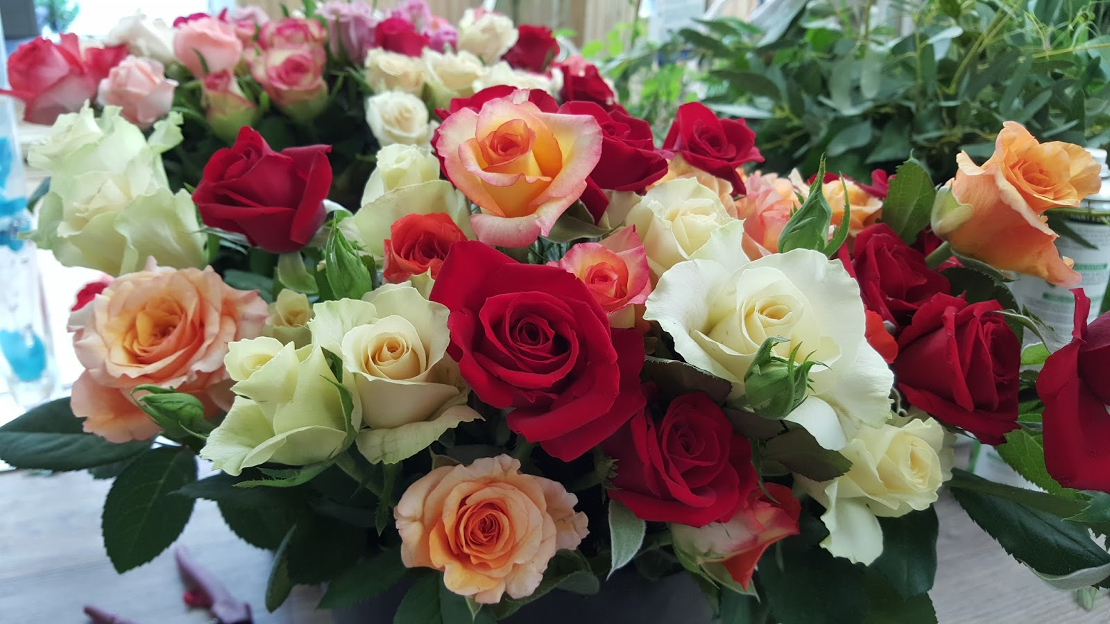 Les roses de la prade week end de p ques - Week end de paques 2015 ...