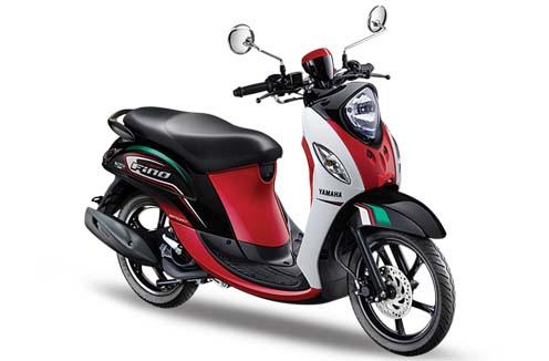 Yamaha Fino 125 Blue Core Sporty