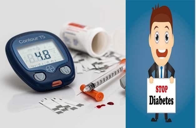 sugar diabetes ka karan lakshan control,