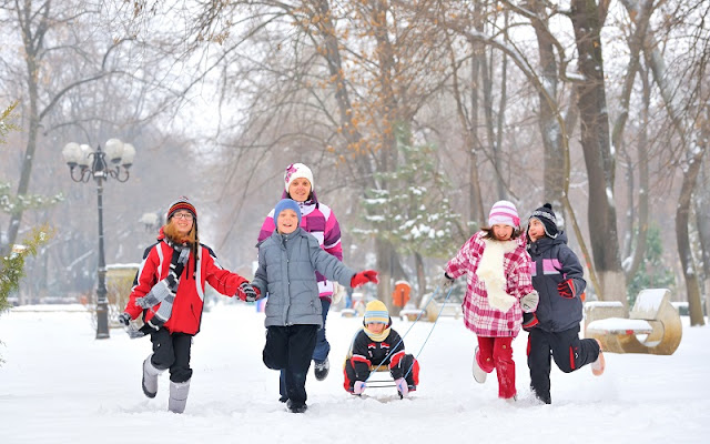 Health Tips for Kids in Winters