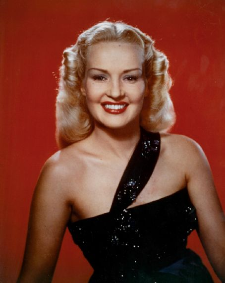 Vintage Clothing Love Happy Birthday Betty Grable