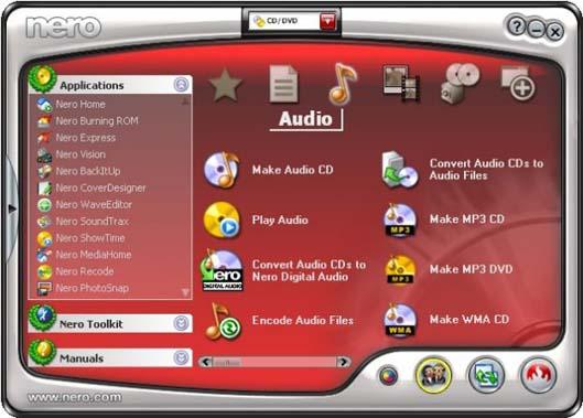 télécharger Nero-7.11.10.0 plus licence