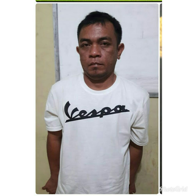 Simpan Narkoba Dalam Mulut, Irwansyah Diringkus Polisi.