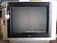 "Reparasi TV LG 21"" Suara Bisu Model 21FL1RG IC LV1116V"