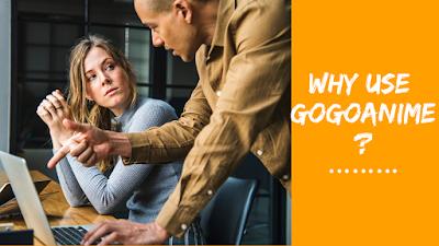 Why use gogoanime?