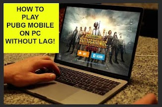 Cara Bermain PUBG Mobile di PC (Official Emulator)