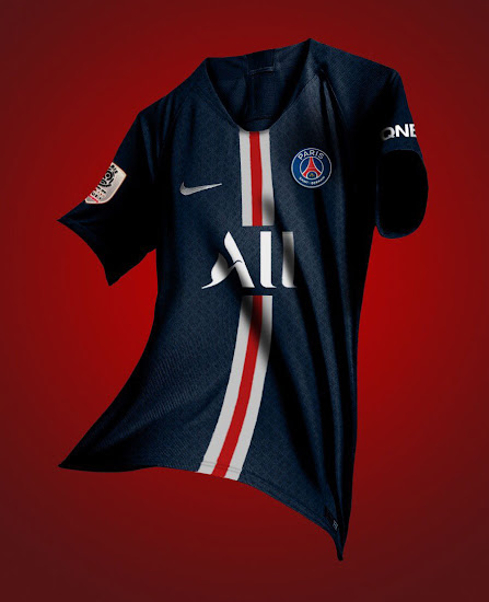 27b1b6646 This is the expected design of the PSG 2019-2020 home jersey.
