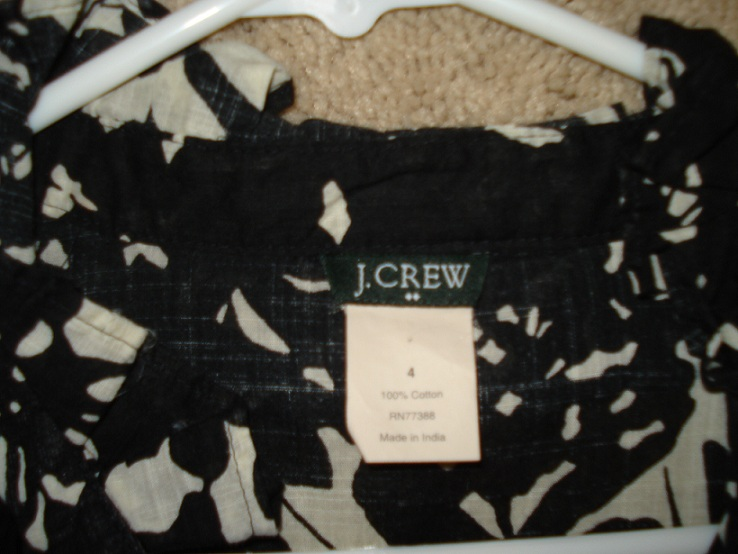 J crew outlet