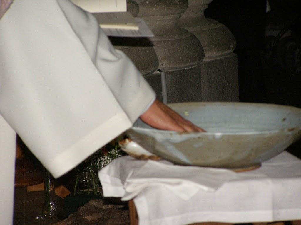 baptistère baptême