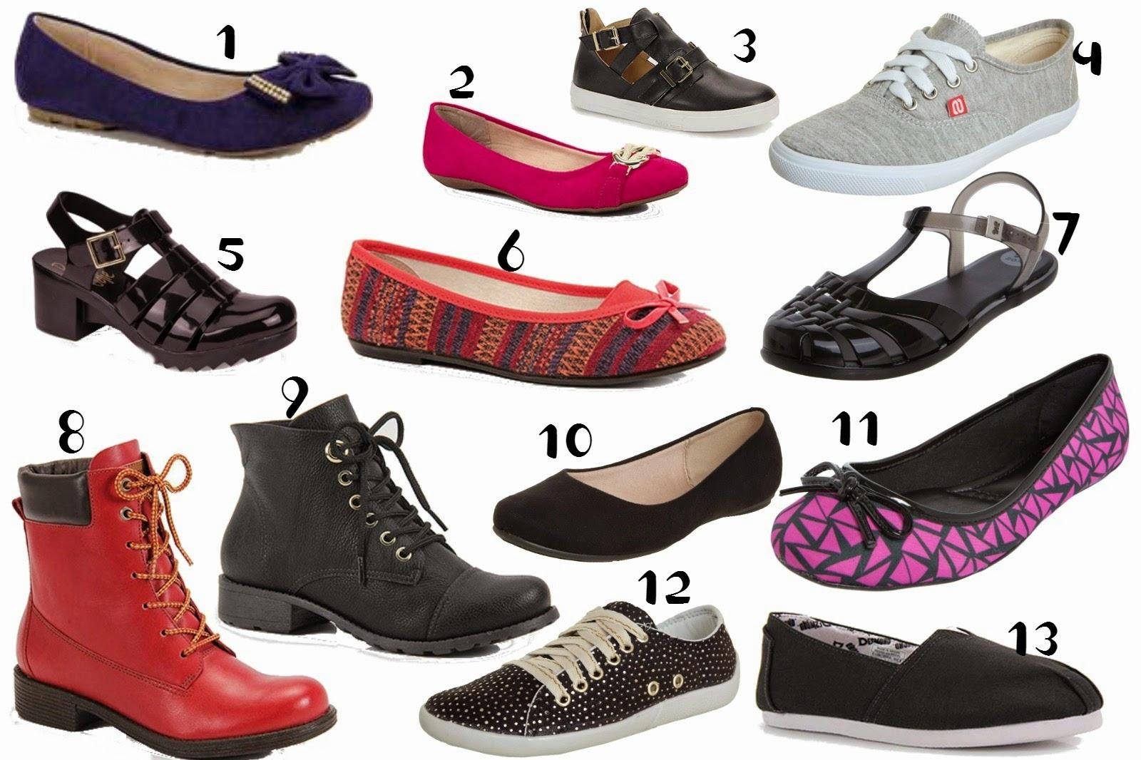 Wishlist Sapatos Dafiti Moleca Petite Jolie
