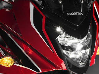 4 New Features for 2017 Honda CB650F & CBR650F !
