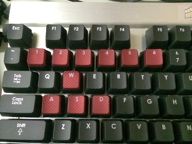 Corsair Vengeance Series Mechanical Keyboard Round Up 180