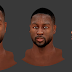 Dwayne Wade Cyberface 2K17 Version [FOR 2K14]