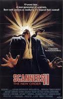 Scanners 2: El nuevo orden (1991) online y gratis