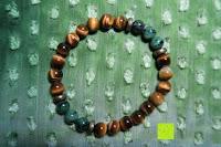 Erfahrungsbericht: AmorWing Tigerauge und Ruby Zoisit Gebetsarmband für Damen/ Herren