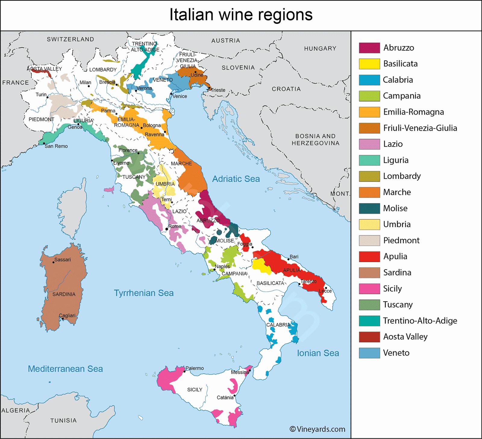 Italie EN K 1