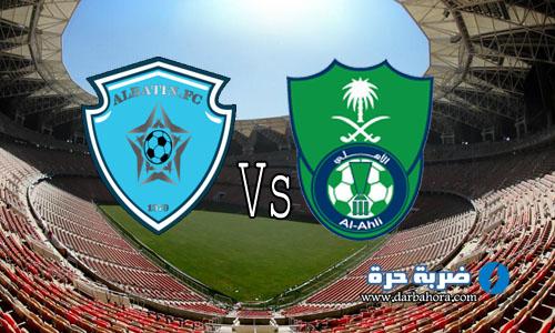 نتيجة مباراة الاهلى والباطن اليوم 7-4-2017 تنتهى بالتعادل بنتيجة اهداف 1-1 في الدوري السعودي