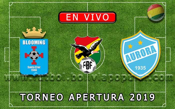 【En Vivo】Blooming vs. Aurora - Torneo Apertura 2019
