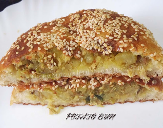 Potato Stuffed Bun