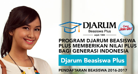 Djarum Beasiswa Plus